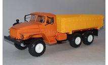 УРАЛ-4320, масштабная модель, Элекон, scale43