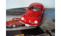 1/24 VW Beetle. Maisto, масштабная модель, 1:24, Volkswagen
