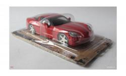 Суперкары №6 Chevrolet Corvette С6-Z51, 1:43