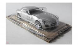 Суперкары №14 Mercedes SLS AMG, 1:43