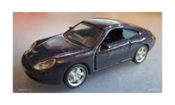 Porsche 911 Carrera, старая Cararama, 1:43