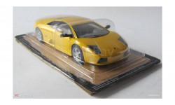 Суперкары №9 Lamborghini Murcielago, 1:43