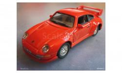 Porsche 911GT, старая Cararama, 1:43