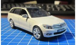 Mercedes-Benz C-Klasse T-Modell, Schuco, 1:43