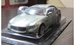 Maserati Quattroporte, Суперкары № 64, 1:43. Журнал в наличии., масштабная модель, 1/43, Суперкары. Лучшие автомобили мира, журнал от DeAgostini
