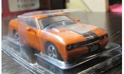 Dodge Challenger SRT8, Суперкары № 60, 1:43. Журнал в наличии., масштабная модель, scale43, Суперкары. Лучшие автомобили мира, журнал от DeAgostini