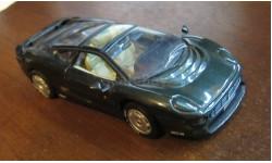 Jaguar XJ-220, Detail Cars, 1:43, масштабная модель, 1/43