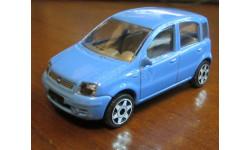 Fiat Panda, Burago, 1:43, масштабная модель, 1/43