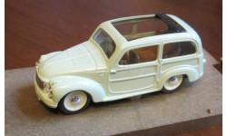 Fiat 500C Belvedere, Brumm, 1:43