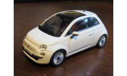 Fiat 500 New, Motorama, 1:43