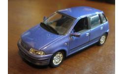 Fiat Punto, Cararama, 1:43, масштабная модель