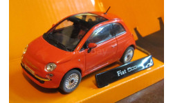 Fiat 500, Rik-n-Rok, 1:43, масштабная модель, 1/43, Cararama