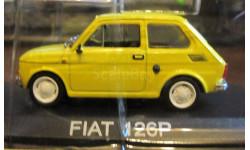 Fiat 126P, DeAgostini, 1:43