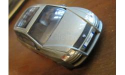 Fiat Stilo (серый), Cararama, 1:43