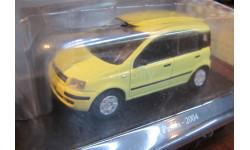 Fiat Panda - 2004, Hachette, 1:43