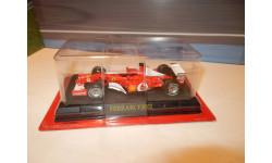 Ferrari F2002 - спецвыпуск, масштабная модель, Ferrari Collection (европейская серия), 1:43, 1/43