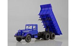 ЯАЗ-210Е самосвал темно синий