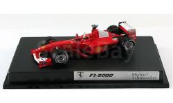 F1 Болид Формулы-1 - Ferrari F1-2000 Michael Schumacher