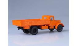 Бортовой МАЗ-200 оранжевый