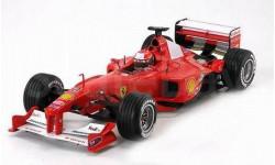 F1 Болид Формулы 1 - Ferrari F1-2000 Rubens Barrichello