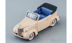 КИМ 10-51 кабриолет розовый DiP, масштабная модель, DiP Models, 1:43, 1/43