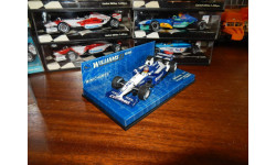 F1 Болид Формулы 1 - Williams BMW FW23 J. P. Montoya, масштабная модель, 1:43, 1/43, Minichamps
