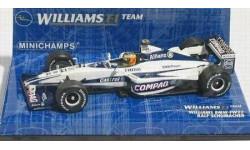 Болид Формулы 1 - Williams BMW FW22 Ralf Schumacher