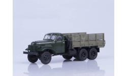 ЗиС-151 бортовой зелёный/коричневый