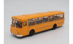 Автобус ЛиАЗ-677М - СОВА, масштабная модель, 1:43, 1/43, Советский Автобус