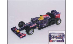 F1 Болид Формулы 1 - INFINITI Red Bull Racing RB11 Даниил Квят