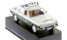 GAZ M24 'VOLGA' Volkspolizei IST, масштабная модель, 1:43, 1/43, IST Models, ГАЗ