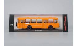 Автобус ЛиАЗ 677М Оранжевый, масштабная модель, 1:43, 1/43, Classicbus