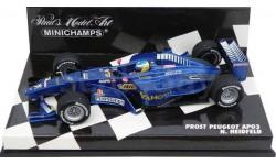 F1 Болид Формулы 1 - Prost Peugeot AP03 Nick Heidfeld