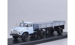 ЗиЛ-130 с полуприцепом ОДАЗ-885, масштабная модель, 1:43, 1/43, Start Scale Models (SSM)