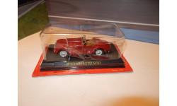 Ferrari Auto Avio №34, журнальная серия Ferrari Collection (GeFabbri), Ferrari Collection (Ge Fabbri), 1:43, 1/43