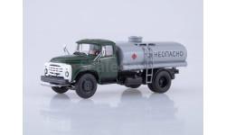 ЗиЛ-130 ТСВ-6 зеленый/серый