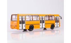 Автобус Икарус 260.03 жёлтый СОВА, масштабная модель, Ikarus, Советский Автобус, scale43