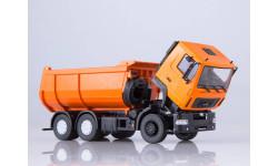 МАЗ-6501 самосвал оранжевый, масштабная модель, Автоистория (АИСТ), scale43