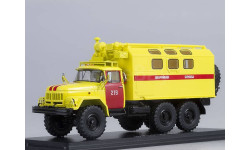 ЗИЛ-131 кунг 'Аварийная служба' SSM, масштабная модель, Start Scale Models (SSM), 1:43, 1/43