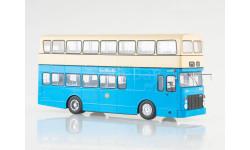 Автобус Leyland Victory MKII Гонконг, масштабная модель, Hachette, 1:43, 1/43