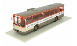 Автобус Mercedes-Benz O305 grey/orange/beige, масштабная модель, Hachette, 1:43, 1/43