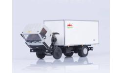 МАЗ-5337 КИ-5436 'Купава', масштабная модель, Автоистория (АИСТ), scale43
