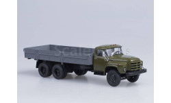 ЗиЛ-133ГЯ бортовой хаки/серый
