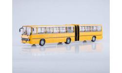 Автобус Икарус 280.33 жёлтый СОВА, масштабная модель, Ikarus, Советский Автобус, 1:43, 1/43