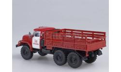 ЗиЛ-131 бортовой пожарный ПЧ-14 г. Ярославль