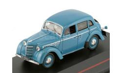 Москвич 400 IST 113 (синий), масштабная модель, 1:43, 1/43, IST Models