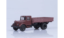 ЯАЗ-200 бортовой (бордовый), масштабная модель, Автоистория (АИСТ), 1:43, 1/43