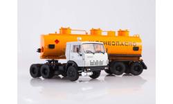 КАМАЗ-54112 с полуприцепом НЕФАЗ-96742
