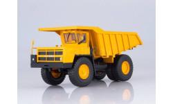 Карьерный самосвал БЕЛАЗ-7548 (жёлтый), масштабная модель, Наш Автопром, 1:43, 1/43