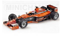 F1 Болид Формулы 1 - Arrows Supertec A21 Pedro De La Rosa